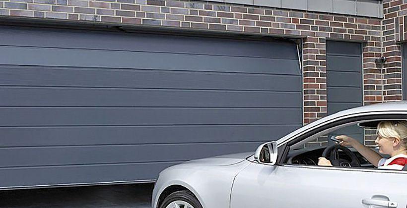 Portes de garage automatisées Seine-et-Marne