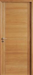 Porte intérieure bois naturel