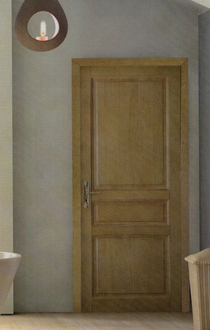 porte intérieure gamme classique