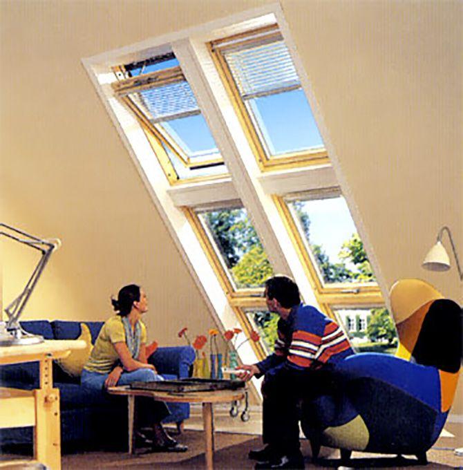 fenetre de toit grande dimension
