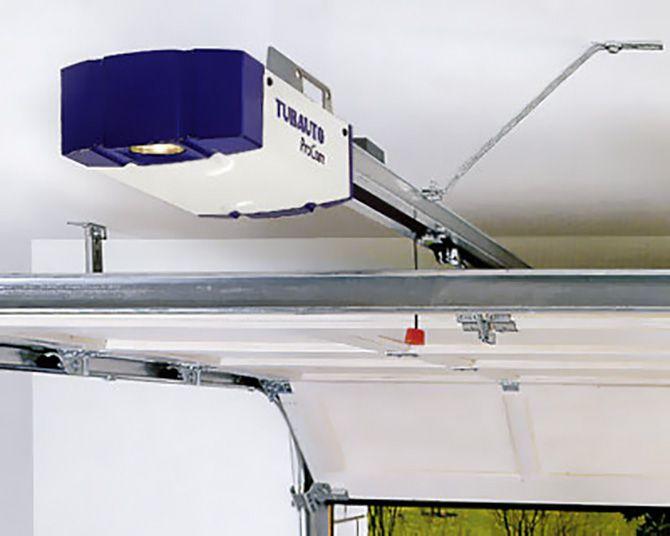 motorisation portes de garages