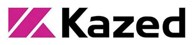 Kazed logo